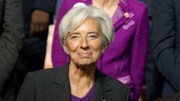 Кристин Лагард: Световният растеж е нестабилен и застрашен