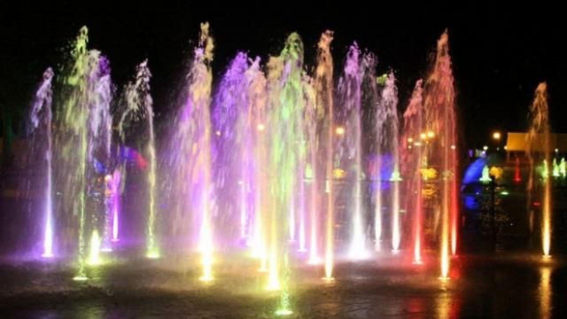 Търси се фирма да поддържа Пеещите фонтани срещу 217 000 лева на година