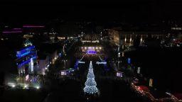 Коледната елха на Бургас грейва с голям концерт на Никулден