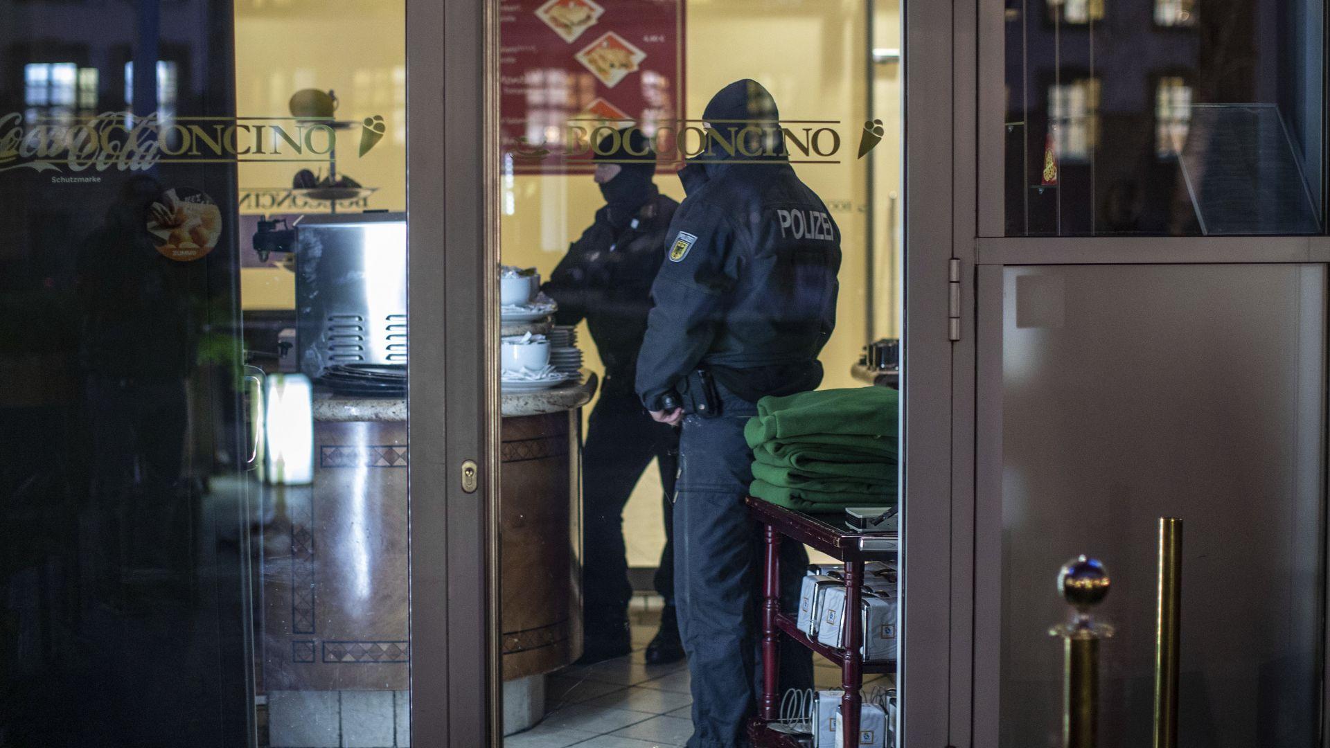 Арестуваха близо 90 членове на Ндрангета на два континета
