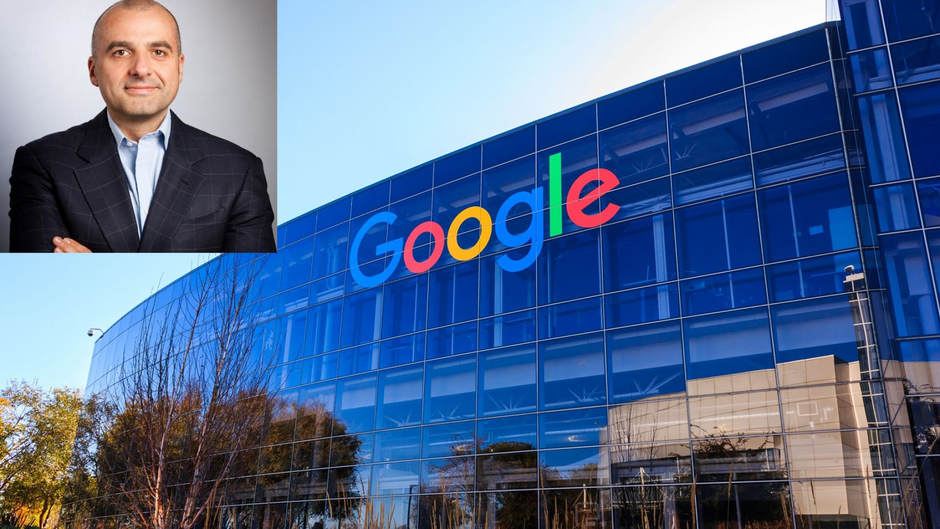 Българин, вицепрезидент в Google, става почетен консул в Силициевата долина