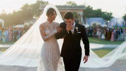 Ник Джонас за брака си с Приянка: Вече 2 г. съм женен за най-прекрасната и красива жена