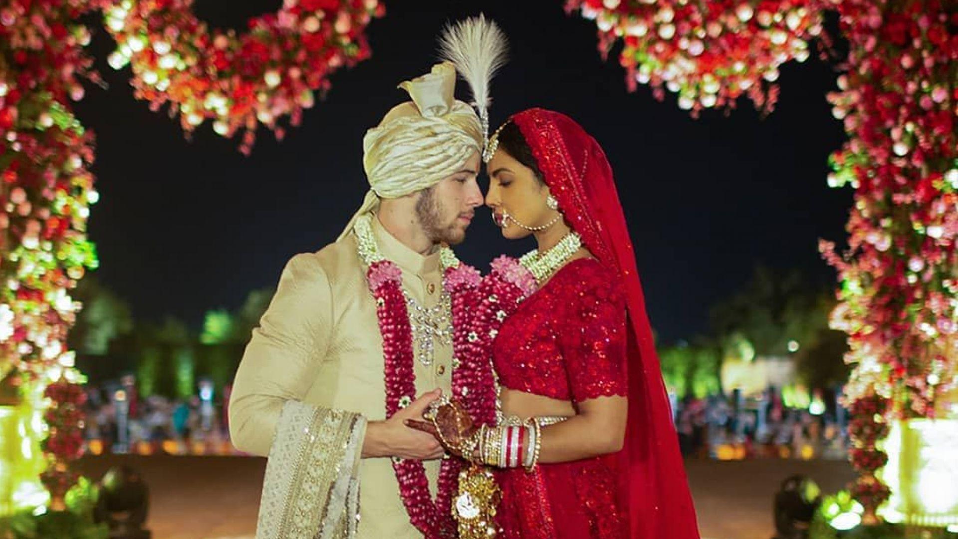 Сватбата на Приянка и Ник