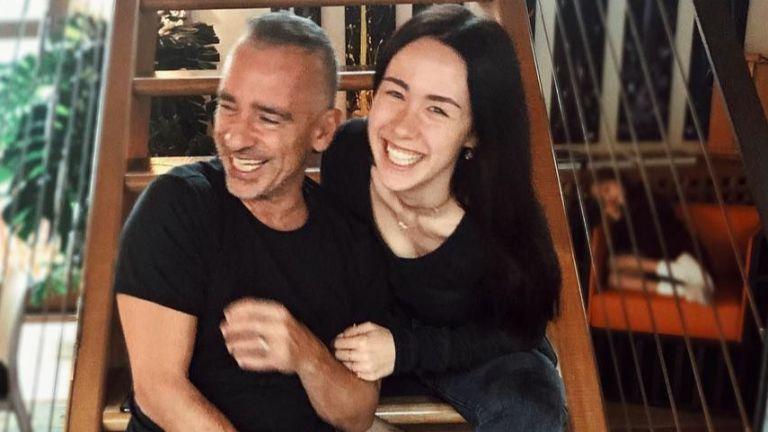 Дъщерята на Рамацоти и Хунцикер - кралица на Инстаграм в Италия