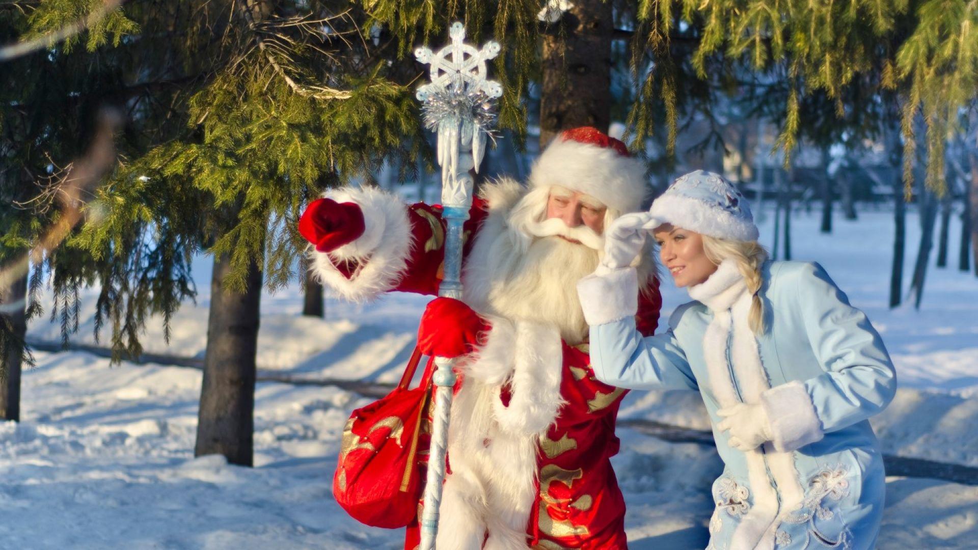 Жените искат от Дядо Мраз пътешествие по море, а мъжете нова кола