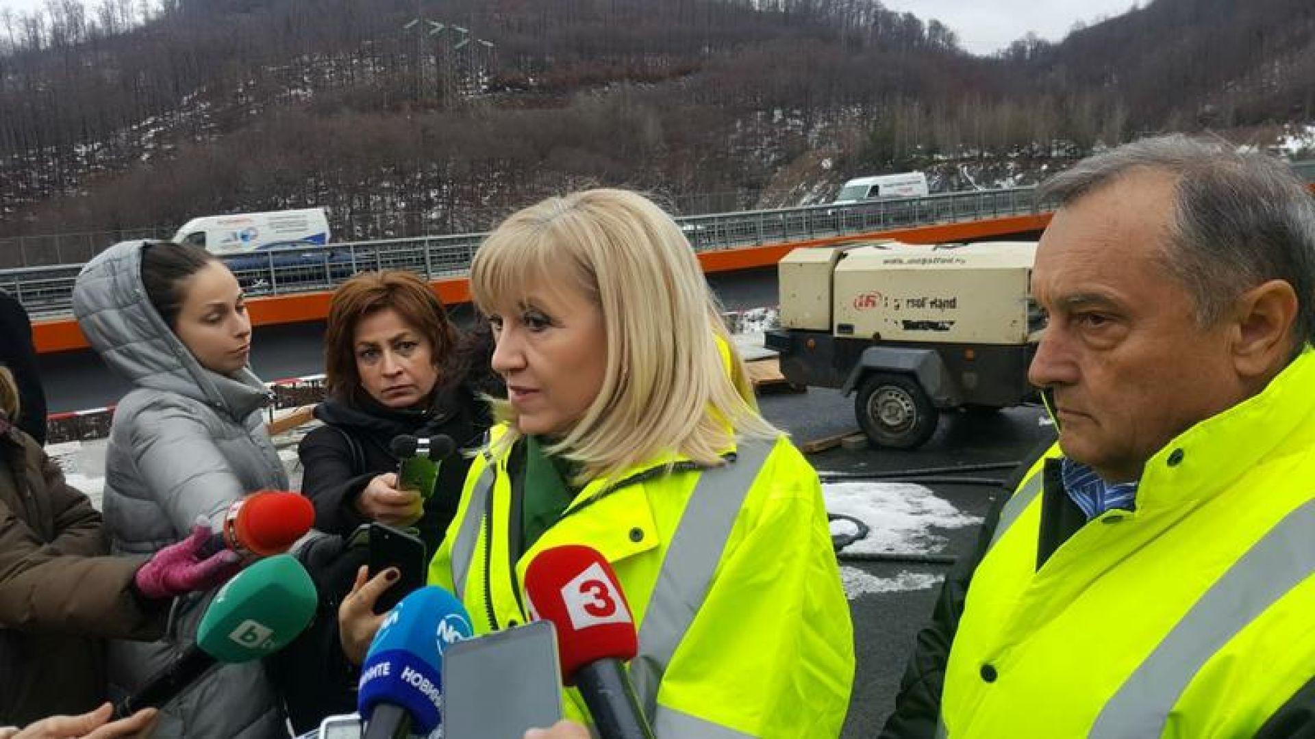 """Ремонтират със 143 млн. лева 17 виадукти на """"Хемус"""" и """"Тракия"""" (снимки)"""