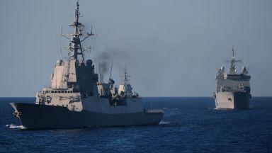 САЩ се готвят да изпратят военни кораби в Черно море