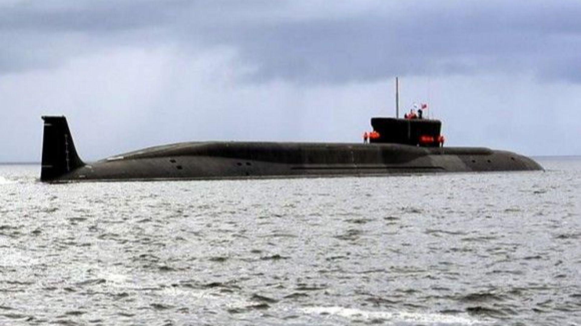 Индия взима на лизинг още една подводница от Русия