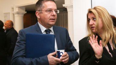 Барбалов поема и транспорта в София след оставката на Крусев