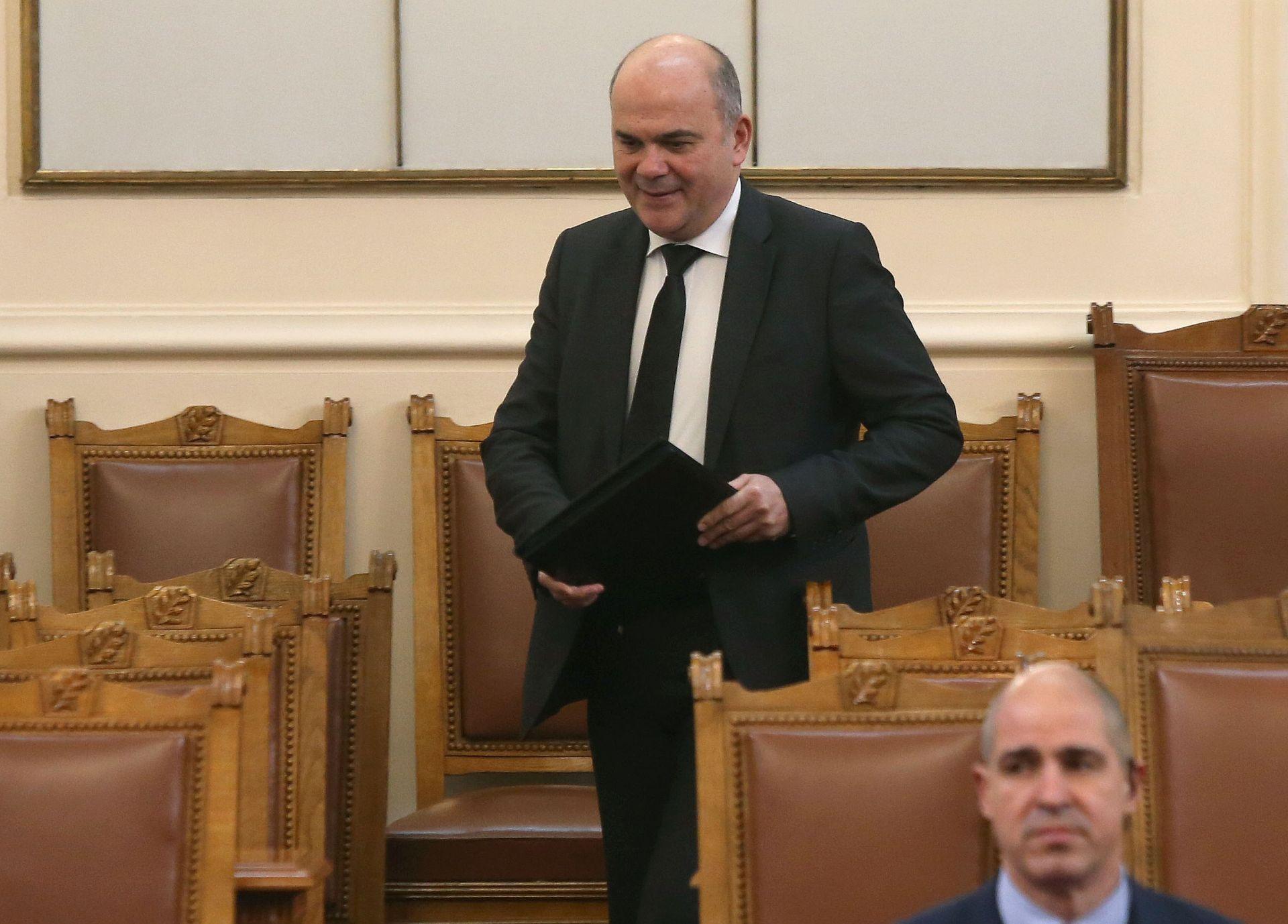 Изпращаме една трудна, бурна година, с прието ново законодателство за хората с увреждания,, каза министър Бисер Петков