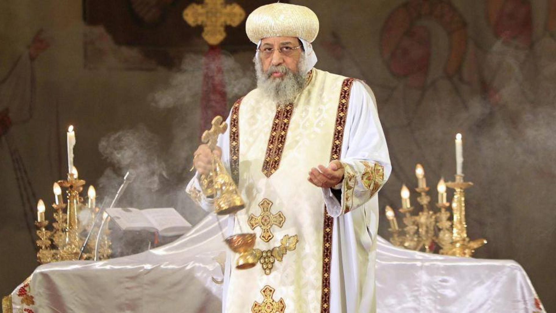 Първата християнска молитва в Саудитска Арабия е факт