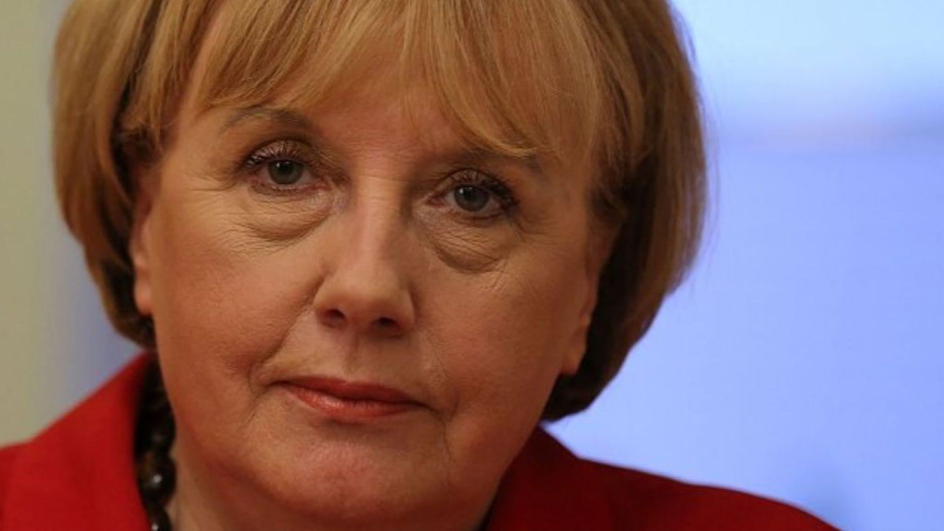 Ерата на Меркел е към края си и двойничката й си отдъхва след 13 г.