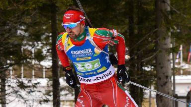 Двама българи с места в топ 20 на спринта в Европейското по батлон