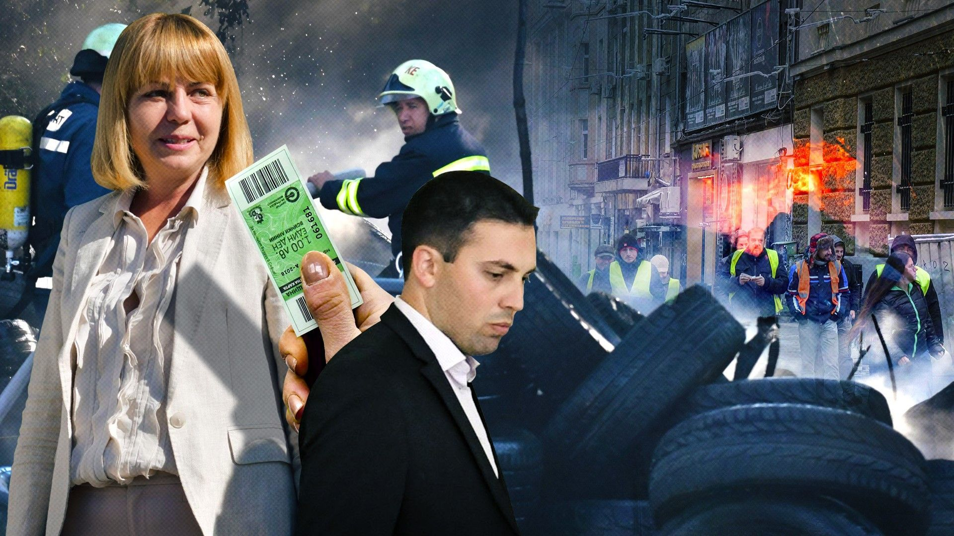 Едно към едно от кмета: За мръсния въздух, Крусев, Графа и става ли по-добър град София