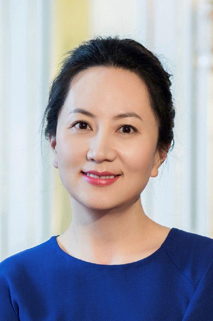 Арестуваната в Канада Мън Ванчжоу