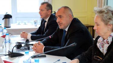 Борисов обсъди влизането ни в еврото и енергетиката с посланниците от ЕС