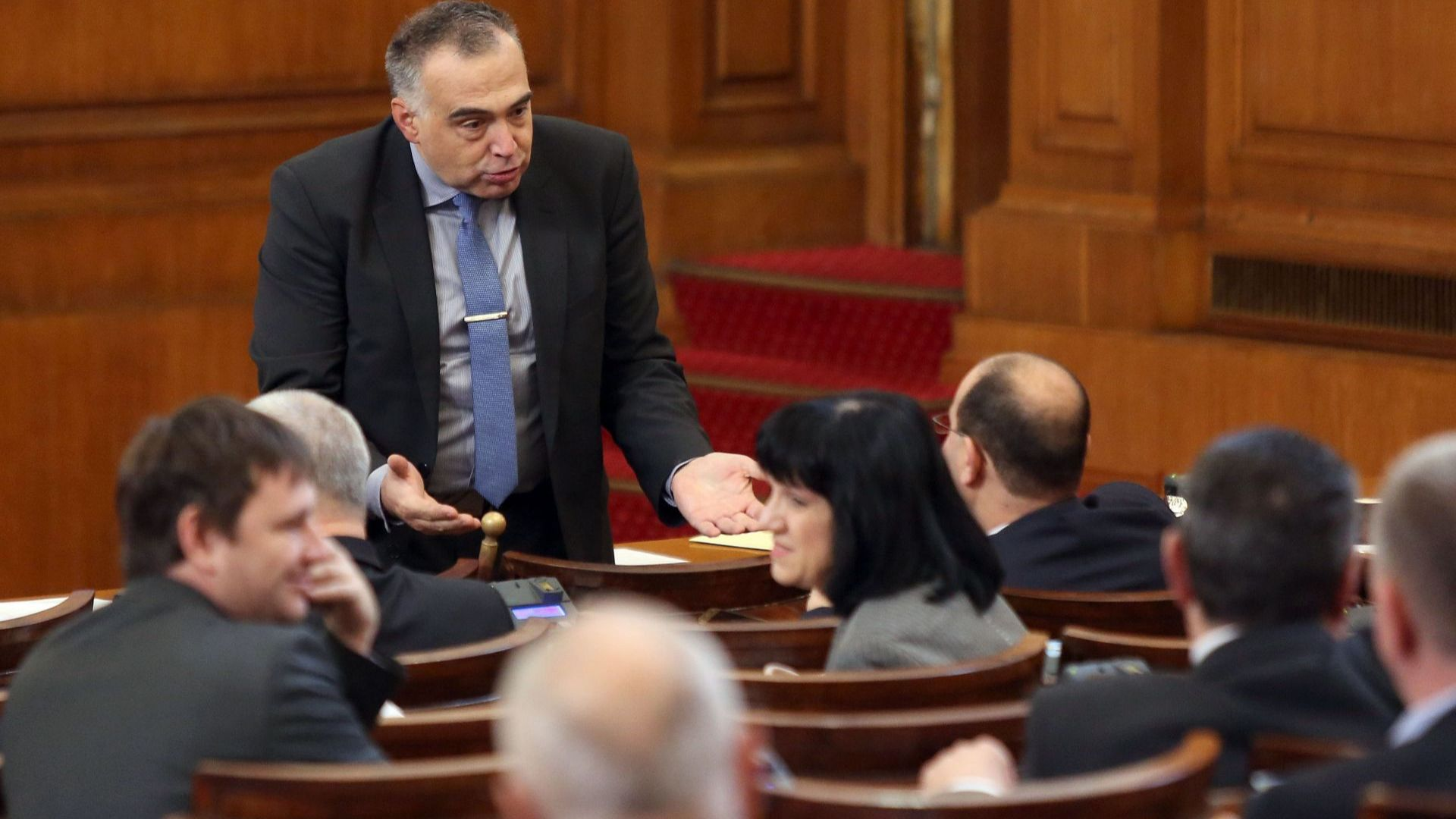 Кутев: При разкапан ГЕРБ и протести, БСП има една цел - 1 млн. гласа на изборите