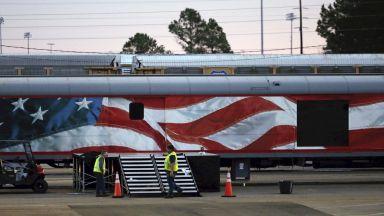 """""""Погребален влак"""" ще вози Джордж Х.У. Буш в последното му пътуване"""