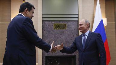 От Москва Мадуро обяви $6 млрд. руски инвестиции за Венецуела