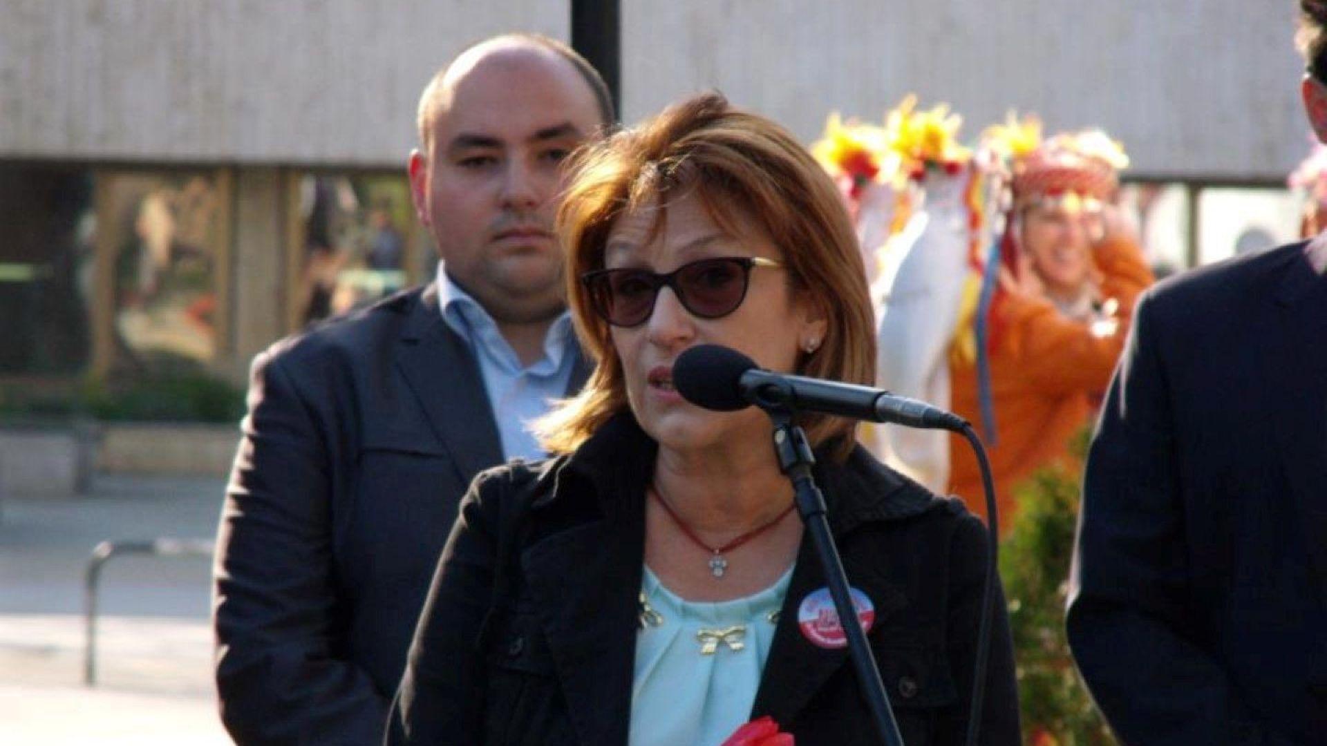 Политическа интрига в ПЕС след отказа на Нинова да участва на Конгреса