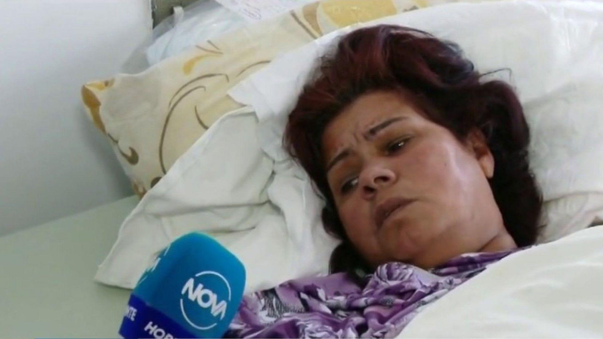 Говори най-сериозно ранената при пропадането на асансьор в болница