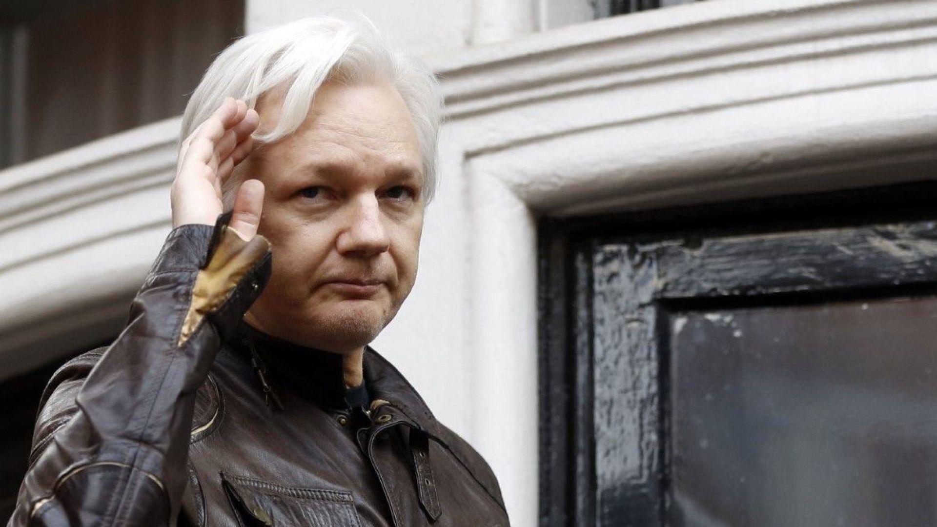 Джулиан Асандж може да напусне еквадорското посолство в Лондон, където е от 2012 г.