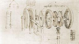 """""""Кодът на да Винчи"""": Трите най-значими тетрадки на Леонардо ще бъдат показани от Британската библиотека"""