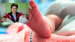 29-годишната Петя роди близначетата си в две населени места