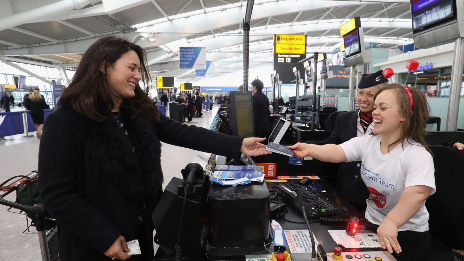 Топ 5 на летищата в ЕС с най-много превозени пътници