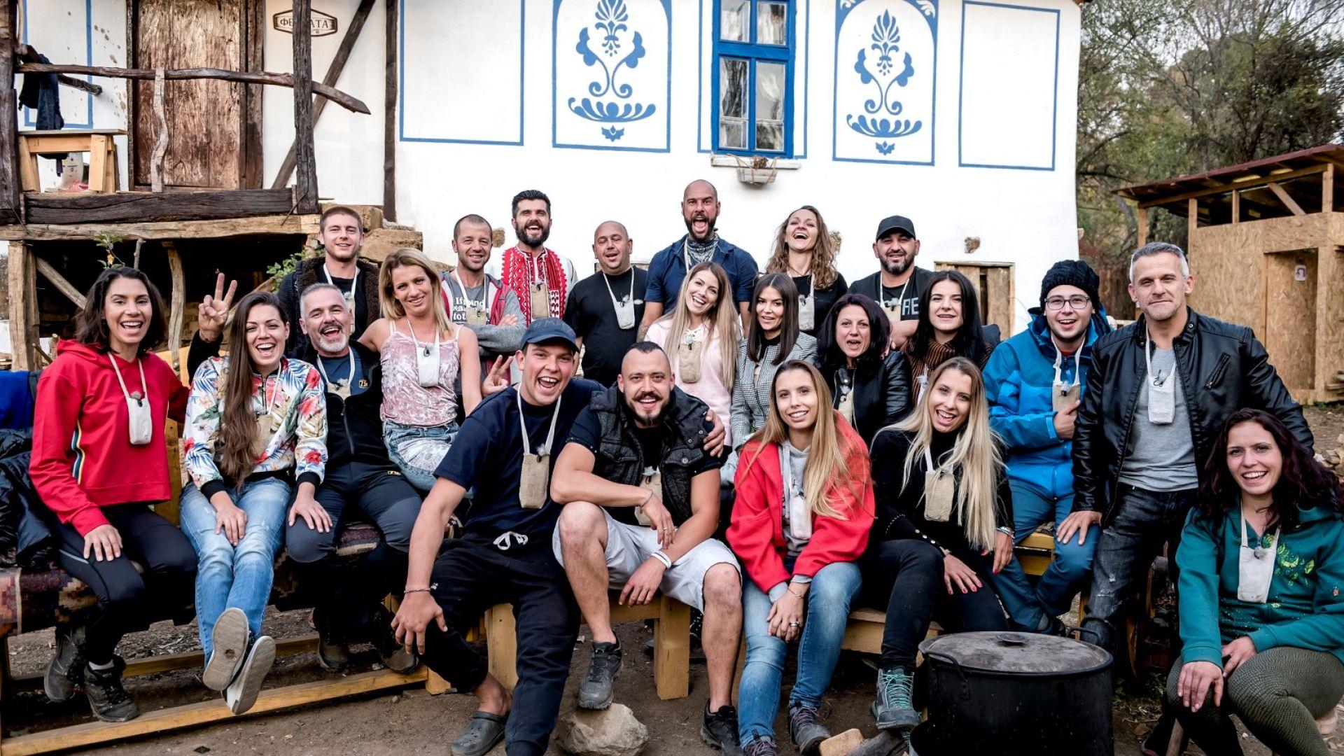 """Всички участници от """"Фермата: Съединение"""" за първи път заедно за среща с фенове"""