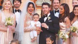 Приянка с още приказни снимки от сватбата: Всяко момиче иска да бъде принцеса
