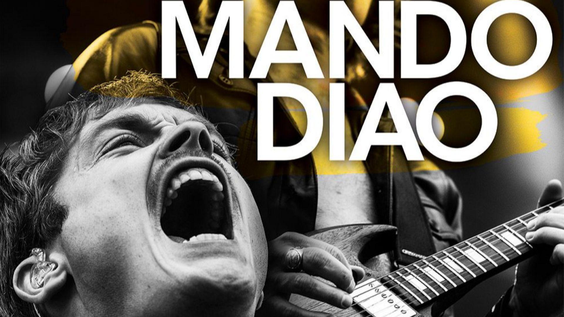 Само два дни до рок концерта на Mando Diao в София
