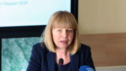 Фандъкова: През 2021-а планираме изграждането на 31 нови детски градини