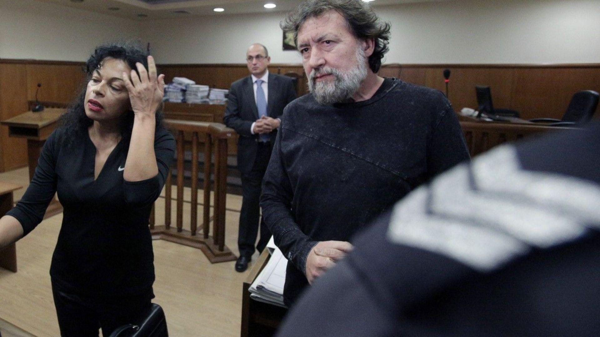 Николай, Евгения и Мария Баневи отиват на съд