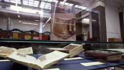 Съкровищата на Националната библиотека