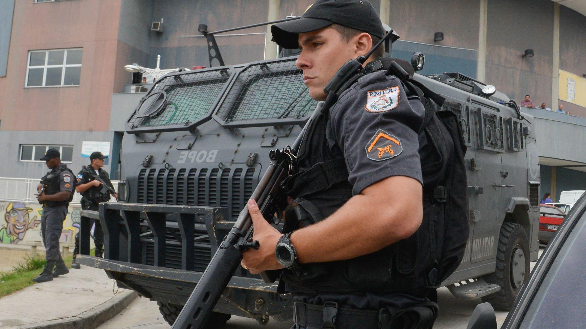 11 убити при опит за въоръжен обир на банков клон в Бразилия