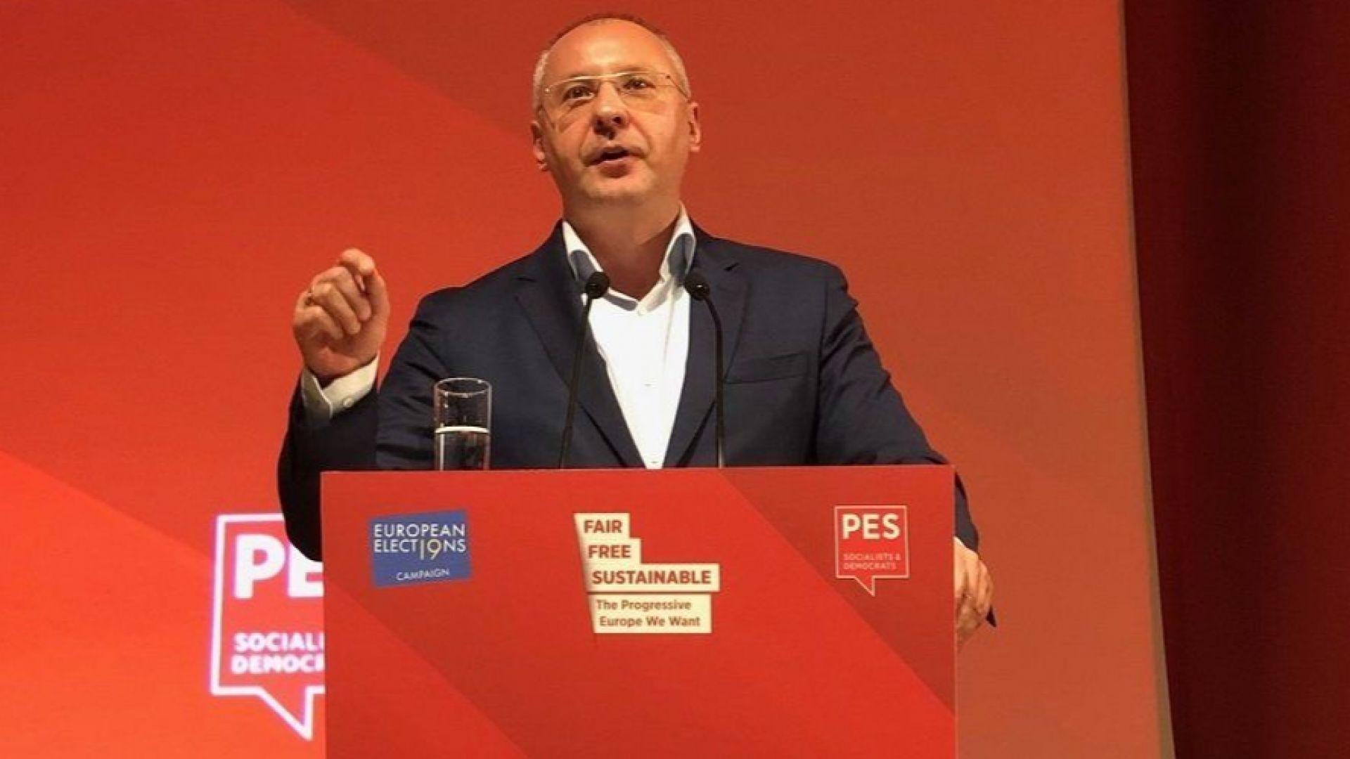 Сергей Станишев: Правителството има нов инструмент за натиск за Шенген
