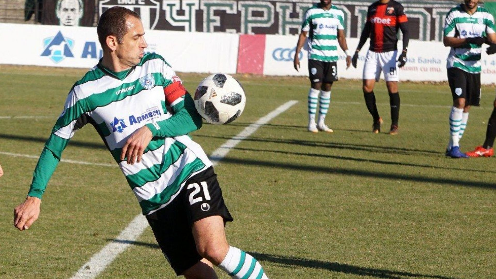 Черно море подчини Локомотив за трета поредна победа