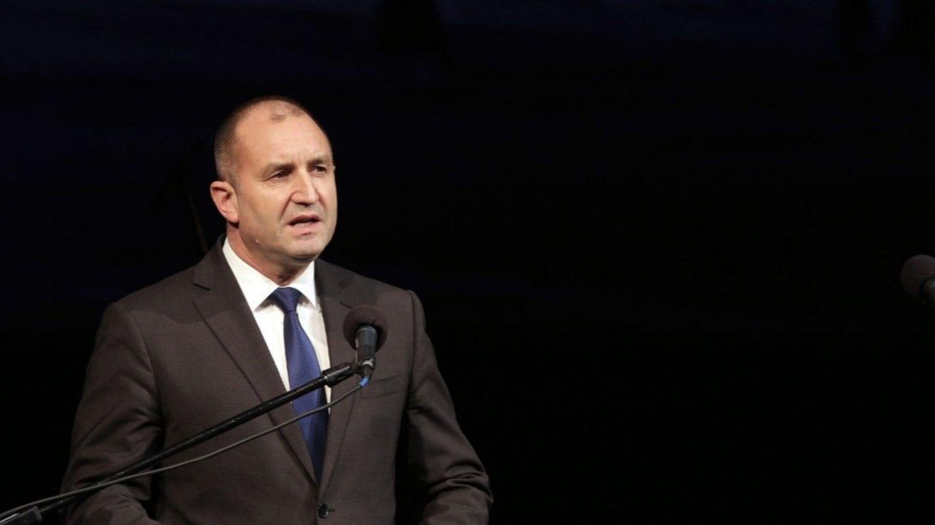 Радев атакува бюджета пред Конституционния съд
