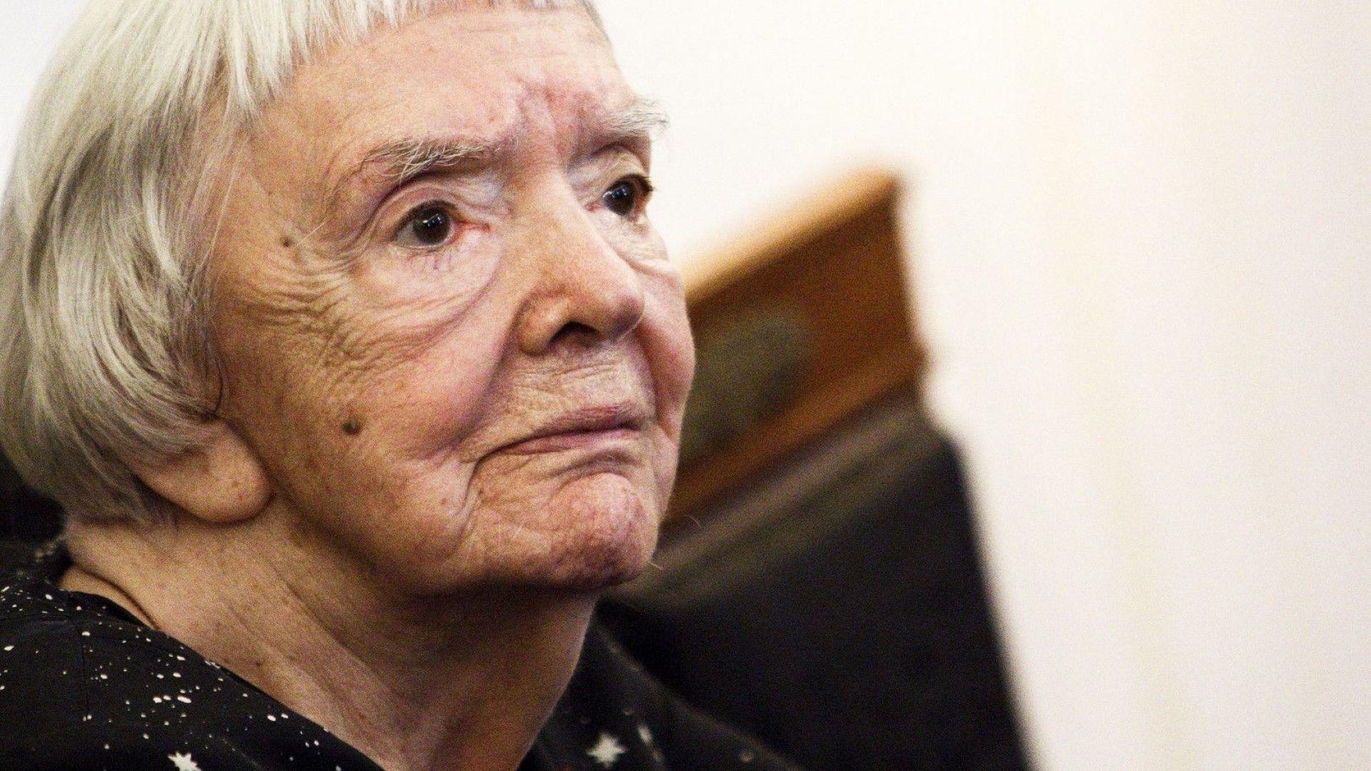 На 91 г. почина най-възрастната руска правозащитничка Людмила Алексеева