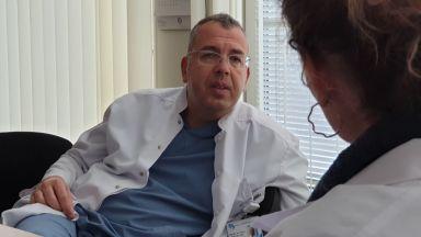 Проф. Иван Костов: Да си лекар е като да си летец - адреналин, отговорност и важни решения