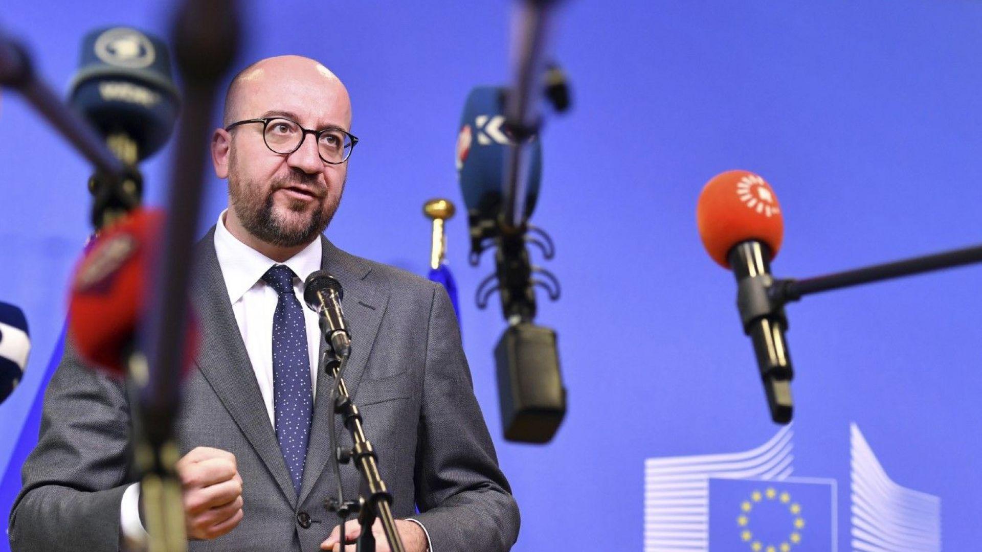 Коалицията в Белгия се разпадна заради миграционния пакт