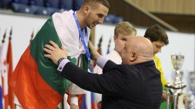 България с европейска титла по карате