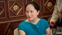 Главният финансов директор на Huawei очаква съдбата си