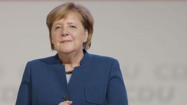 Залезът на Ангела Меркел