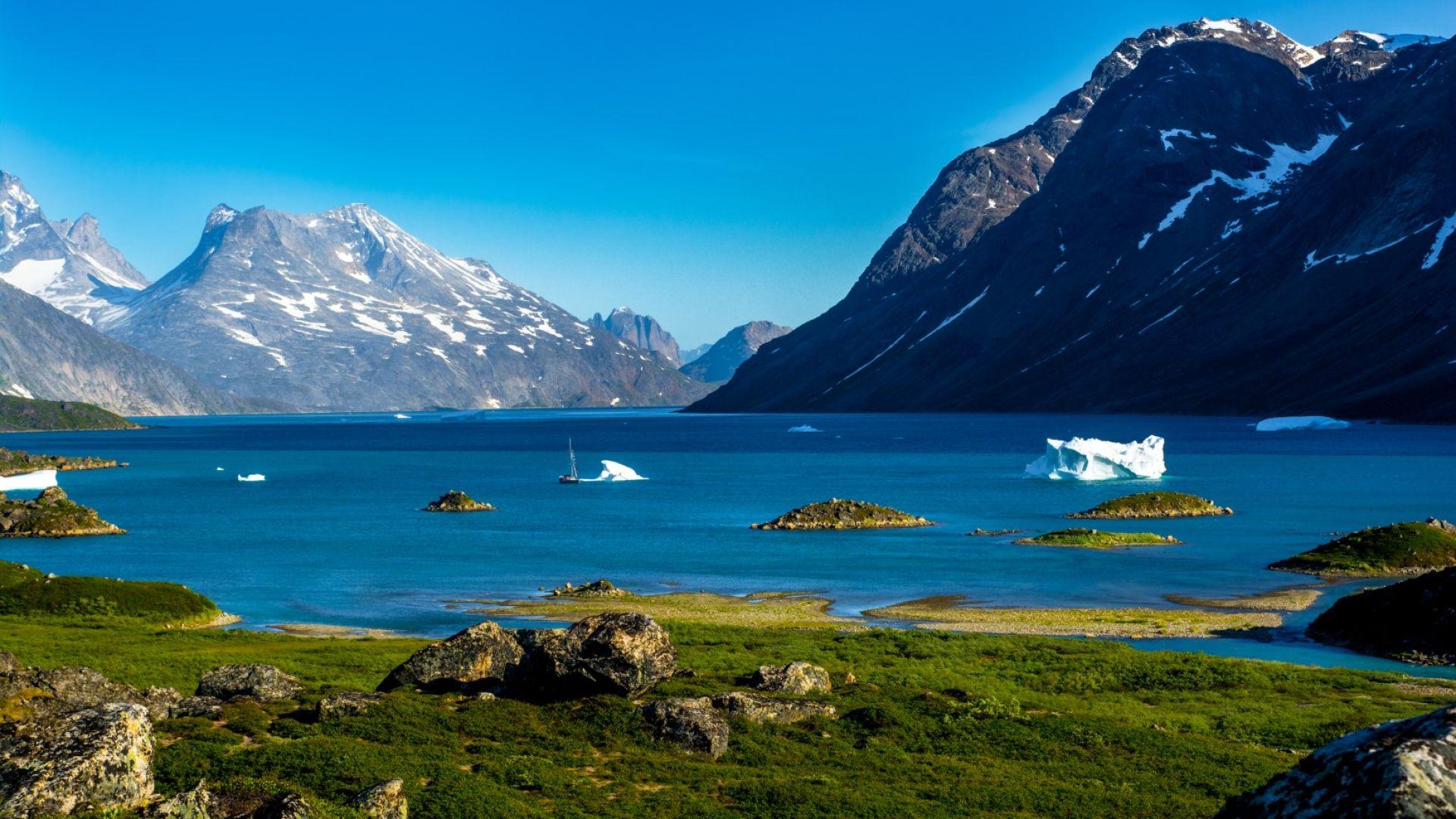 Глобалното затопляне унищожава археологическото наследство в Гренландия