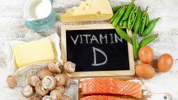 Липсата на витамин D може да доведе до поява на шизофрения