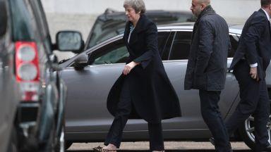 Bloomberg: Тереза Мей отмени гласуването за Брекзит