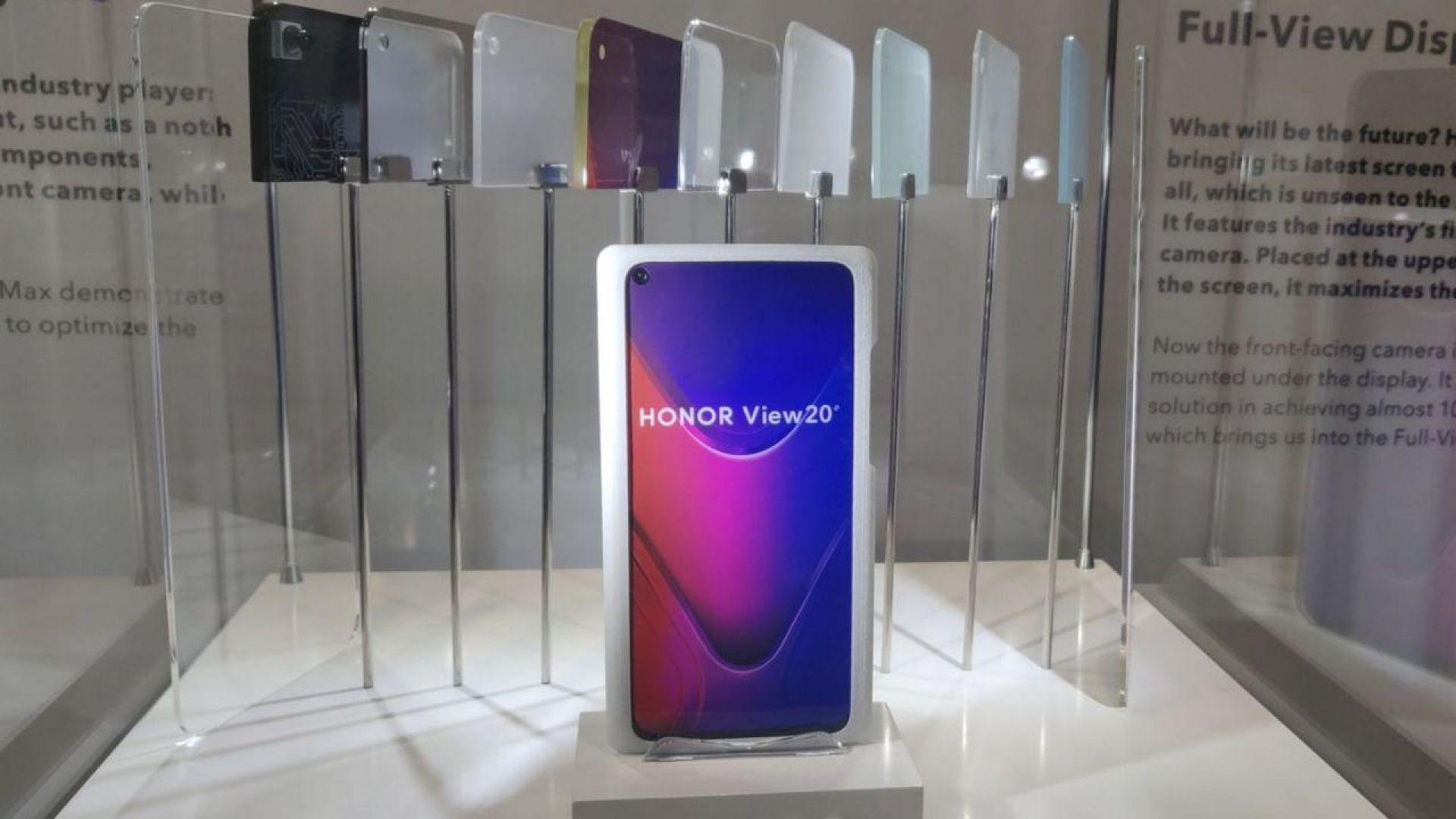 Huawei вади телефон с 48-мегапикселова камера