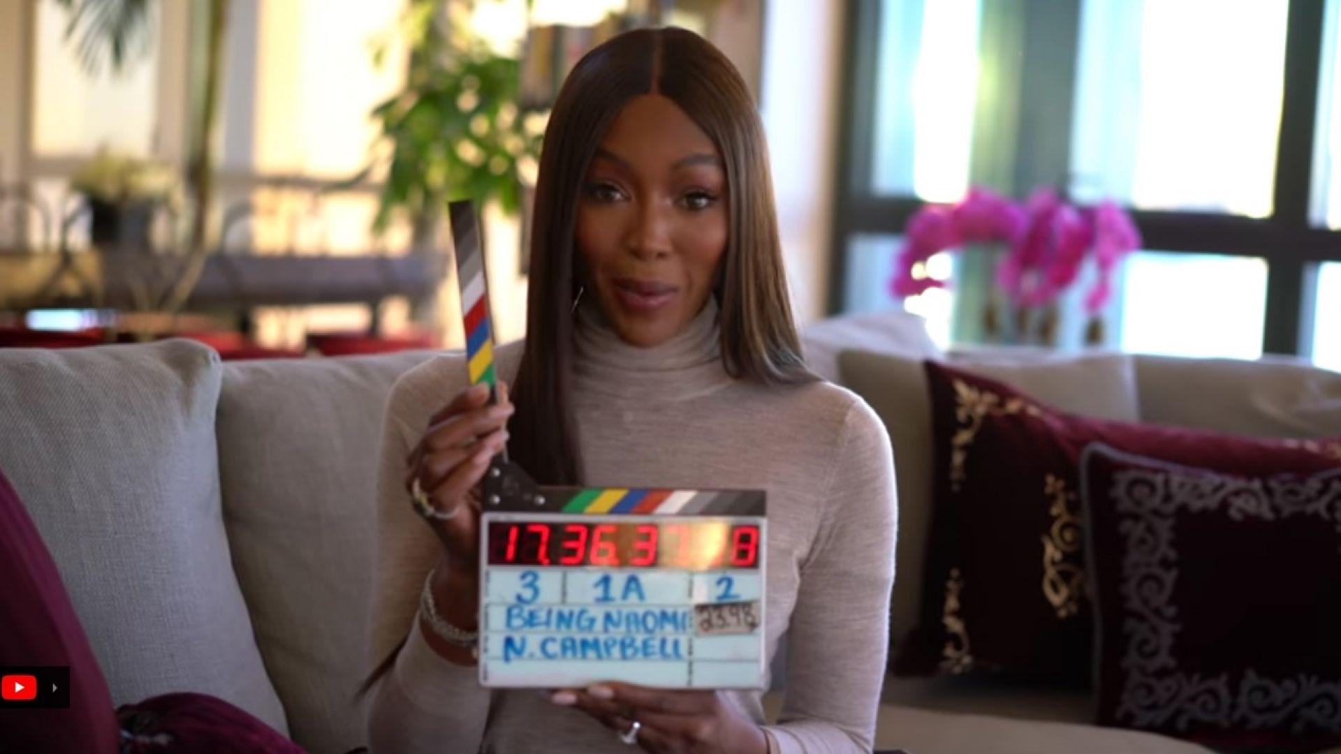 Наоми Кембъл стартира собствен канал в YouTube